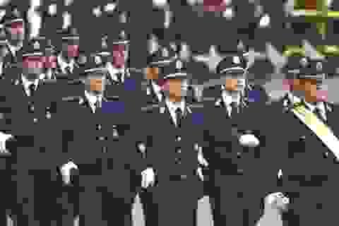 Cảnh sát ở quốc gia nhỏ nhất thế giới