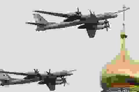 """Nga nâng cấp máy bay ném bom """"Thiên Nga trắng"""" Tupolev-160M"""