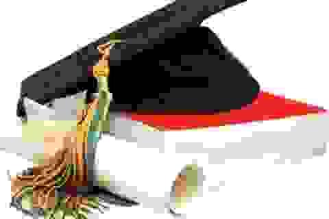 Dừng tuyển sinh đào tạo tiến sĩ với ngành không đủ điều kiện