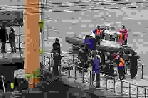 Tìm thấy hộp đen của máy bay Nga Tu-154