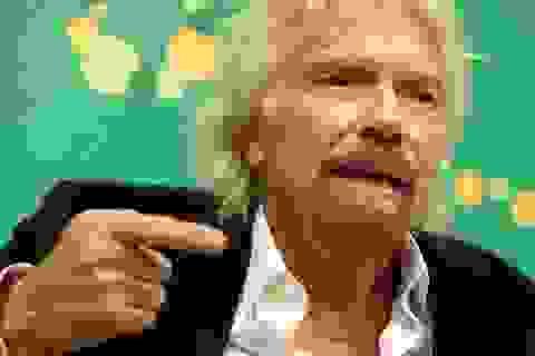 Tỷ phú Richard Branson: Bí quyết để được lắng nghe