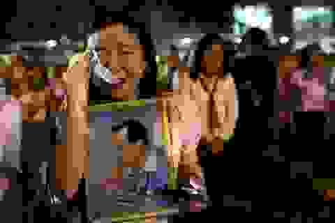 Thái Lan để tang Quốc vương Adulyadej trong 1 năm