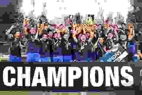 """Đội tuyển Thái Lan nhận """"mưa tiền thưởng"""" sau chức vô địch AFF Cup 2016"""