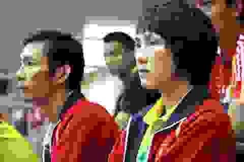 Tiến Minh và Vũ Thị Trang giành vé dự Olympic 2016