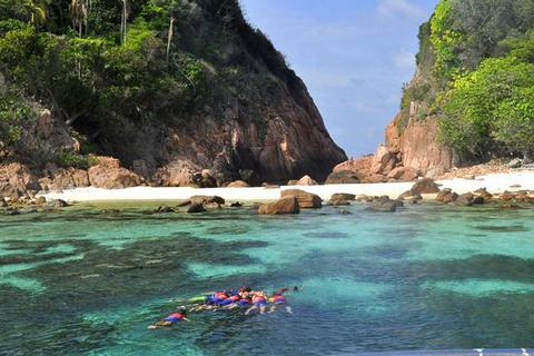 """Cuộc đua kỳ thú đến """"hòn đảo hoang sơ"""" Pulau Redang"""
