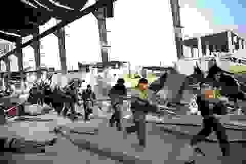 Syria: Nỗ lực của các bên như muối bỏ biển?