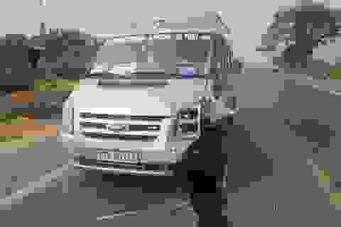 """Lại xảy ra tai nạn ở """"điểm đen"""" trên đường Hồ Chí Minh"""