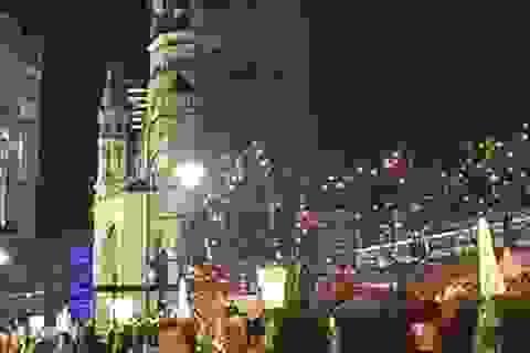 Hội chợ Giáng Sinh Berlin hôm qua, hôm nay…