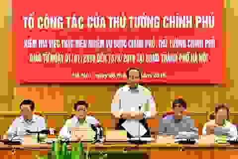 """Bộ trưởng, Chủ nhiệm Văn phòng Chính phủ: """"Vụ 146 Quán Thánh, quận Ba Đình hứa là phải làm"""""""