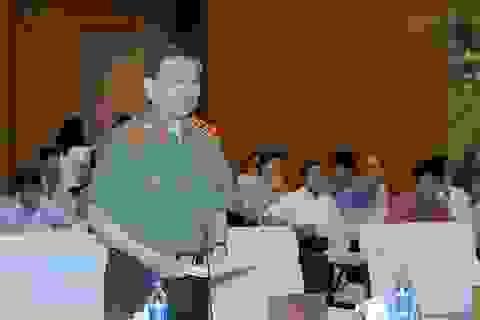Bộ Công an muốn có lực lượng bắn tỉa để bảo vệ yếu nhân