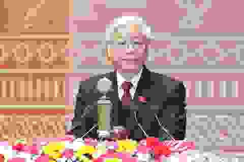 Tổng Bí thư: Bảo đảm lợi ích tối cao của quốc gia, dân tộc