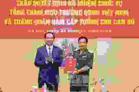 Trung tướng Phan Văn Giang làm Tổng Tham mưu trưởng