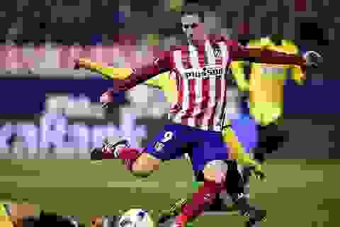 Fernando Torres và Diego Costa tan mộng dự Euro 2016