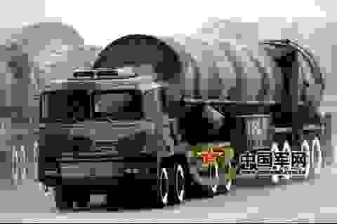 Trung Quốc có thể triển khai tên lửa đạn đạo có tầm bắn tới Mỹ trong năm nay