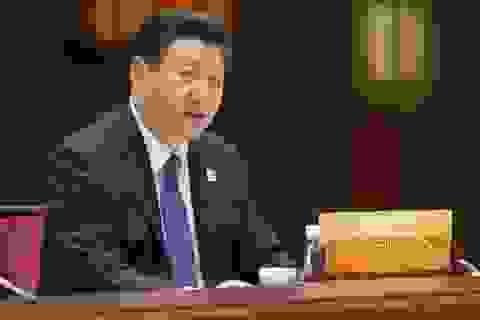 Ông Tập Cận Bình thay hàng loạt nhân sự trước Đại hội đảng