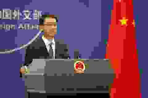 Trung Quốc cảnh báo về phát biểu gây tranh cãi của ông Trump