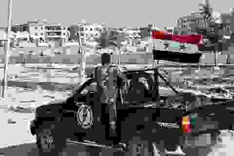 Không thể hạ màn Aleppo vì sập bẫy phương Tây