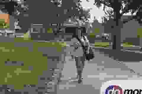 Cô gái khiếm thị Việt Nam học xuất sắc tại đại học Mỹ