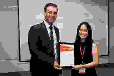 RMIT trao học bổng công nghệ cho nữ sinh