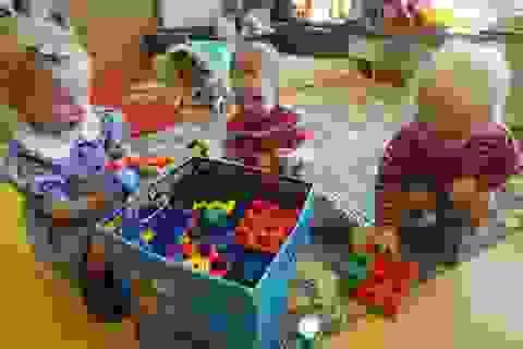 Kỹ năng vận động tốt giúp trẻ sẵn sàng đến trường