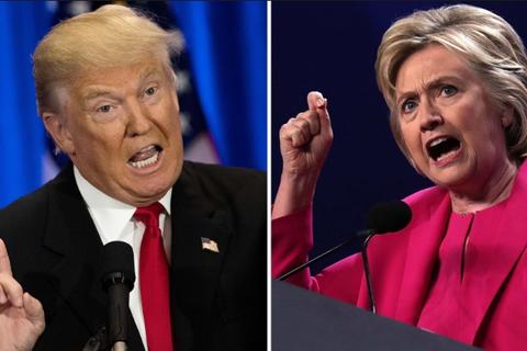 """Bà Clinton hay ông Trump chiến thắng trong cuộc """"khẩu chiến"""" cuối cùng?"""