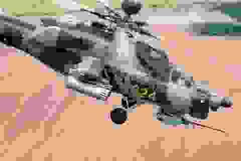 Trực thăng Mi-28NM sở hữu tính năng độc nhất