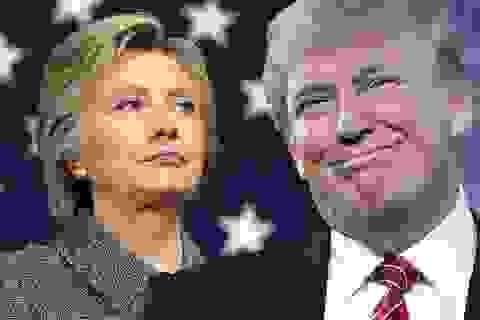 Bà Clinton gọi điện chúc mừng ông Trump