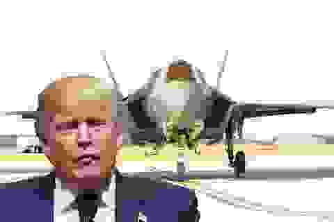 Công ty vũ khí Mỹ mất 3,5 tỷ USD vì một bình luận của ông Trump