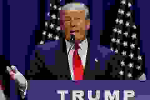 Ông Trump thách thức Trung Quốc giữ lại tàu lặn của Hải quân Mỹ