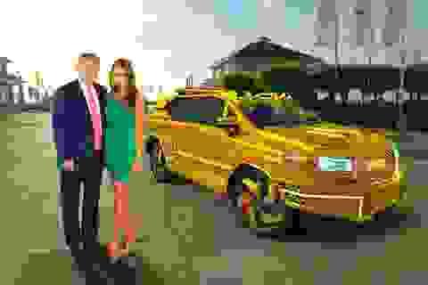 Công ty Latvia thiết kế xe bọc thép xa xỉ nhất dành cho ông Trump