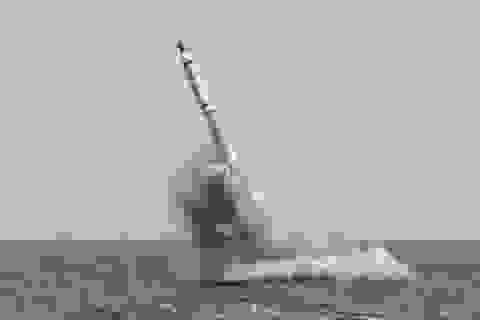 Hàn Quốc: Triều Tiên vừa phóng tên lửa từ tàu ngầm