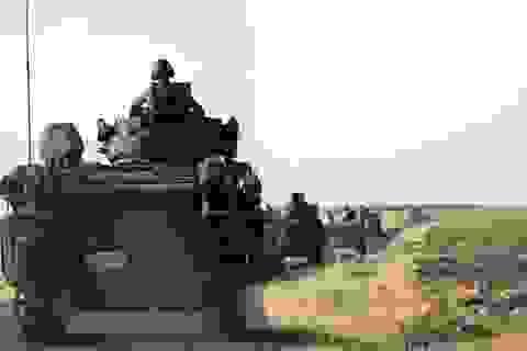 Tổn thất đầu tiên của Thổ Nhĩ Kỳ trong chiến dịch đổ bộ Syria