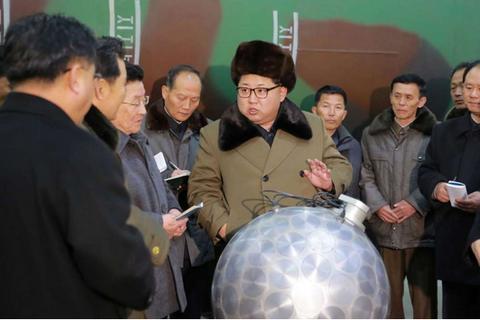 Nhà cửa Trung Quốc rung lắc vì vụ thử hạt nhân Triều Tiên