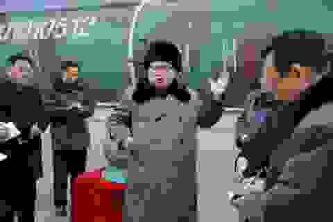 Yonhap: Trung Quốc tính chuyện thay thế lãnh đạo Triều Tiên Kim Jong-un