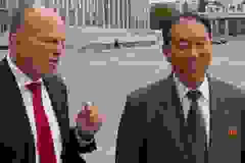 Triều Tiên cách chức Thứ trưởng Ngoại giao