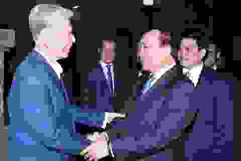 Thủ tướng dự Ngày Hội Đại đoàn kết toàn dân tại Phường Điện Biên
