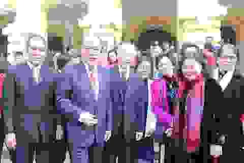 70 năm Ngày Tổng Tuyển cử: Gặp mặt đại biểu Quốc hội Hà Nội qua các thời kỳ
