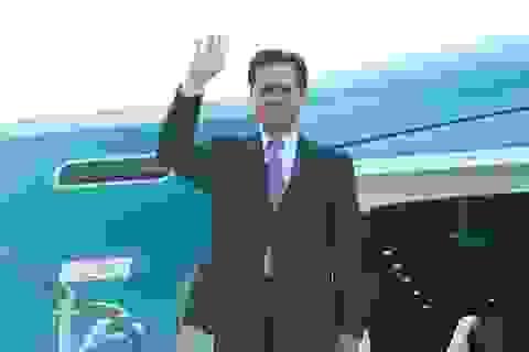 Thủ tướng bắt đầu chuyến tham dự Hội nghị Cấp cao đặc biệt ASEAN - Hoa Kỳ