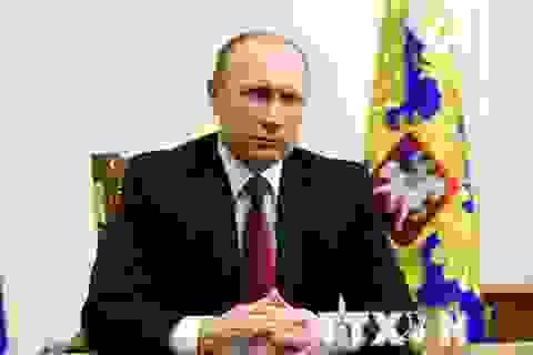Tổng thống Nga Putin ủy thác FSB bảo vệ cuộc bầu cử Hạ viện