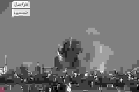Syria: Lực lượng nổi dậy nã rocket vào tuyến đường sơ tán ở Aleppo
