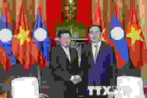 Việt Nam luôn hết lòng ủng hộ Lào trong công cuộc đổi mới