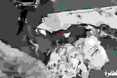 [Videographics] Nhìn lại vụ tai nạn máy bay EgyptAir MS804