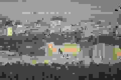 Nga chỉ trích Mỹ về việc để mất thành phố Palmyra vào tay IS