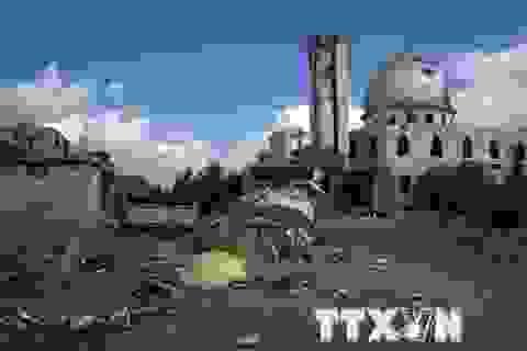 Quân chính phủ Syria chiếm thị trấn chiến lược Deir al-Asafir