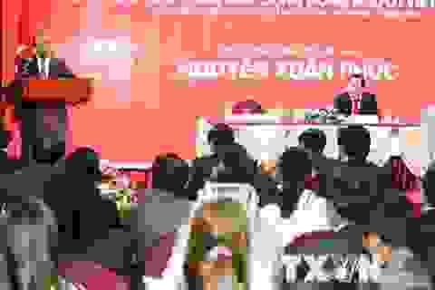 Thủ tướng gặp gỡ cộng đồng người Việt Nam tại Liên bang Nga