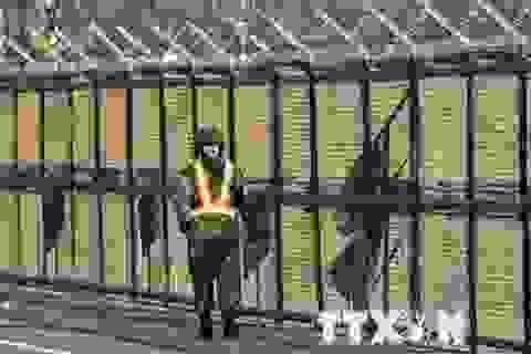 Hàn Quốc đóng cửa các điểm du lịch trên biên giới liên Triều
