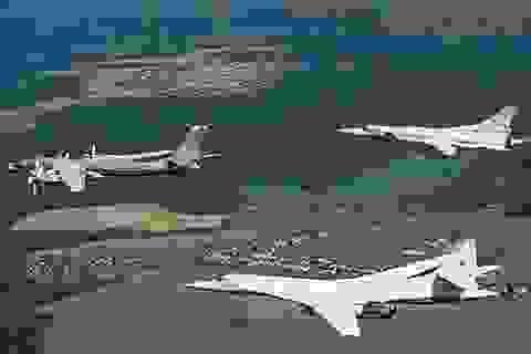 Vì sao Mỹ nể phục máy bay ném bom Tu-160 và Tu-95MS Nga?