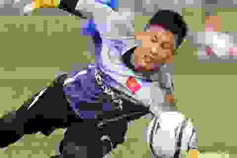 HLV Hữu Thắng vẫn gọi thủ môn Tuấn Linh lên đội tuyển Việt Nam