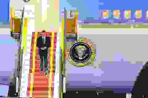 Tổng thống Mỹ Barack Obama tới Hà Nội