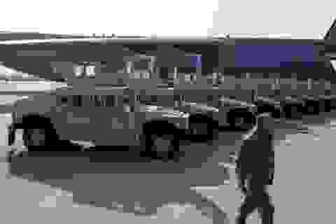 """Ukraine """"khát viện trợ quân sự từ Mỹ"""